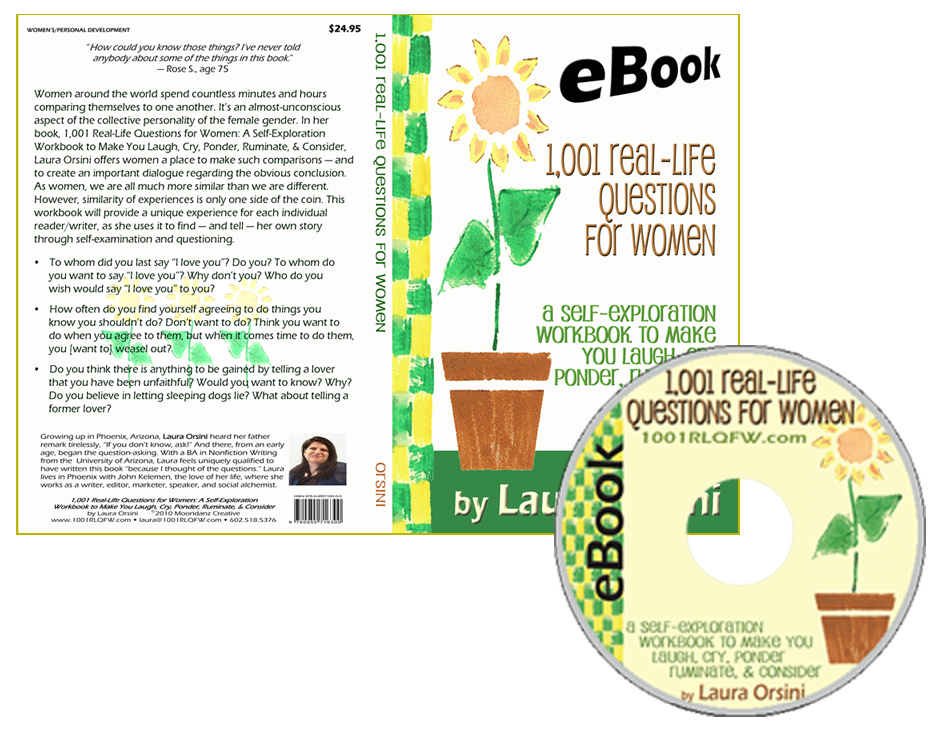 Put Your Book on a CD: Fourth of 5 easy ways to give away samples of your writing (5/5)