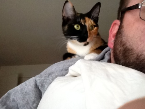 I'm WATCHING you!