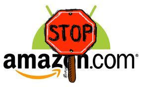 stop amazon