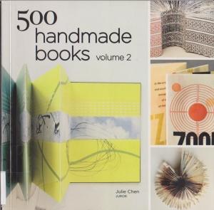500 Handmade Books volume 2