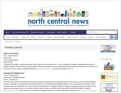 NEW - north central news