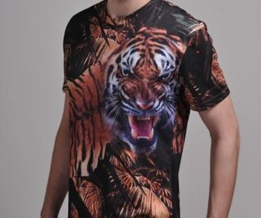 tiger shirt