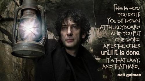Gaiman quote - Aug 3-14