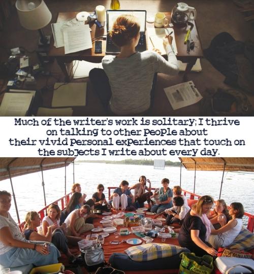 vivid personal experiences