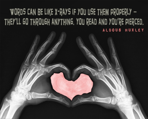 Word x-rays