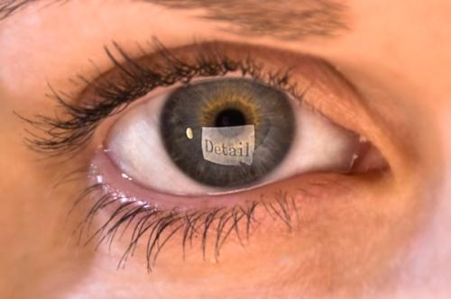 Image result for Eye for detail