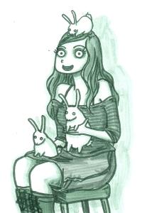 rabbit rabbit rabbit d