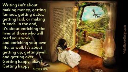 reading - king