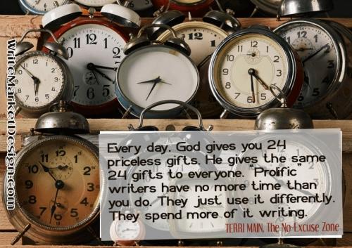 prolific writers