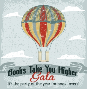 Books Take You Higher Gala